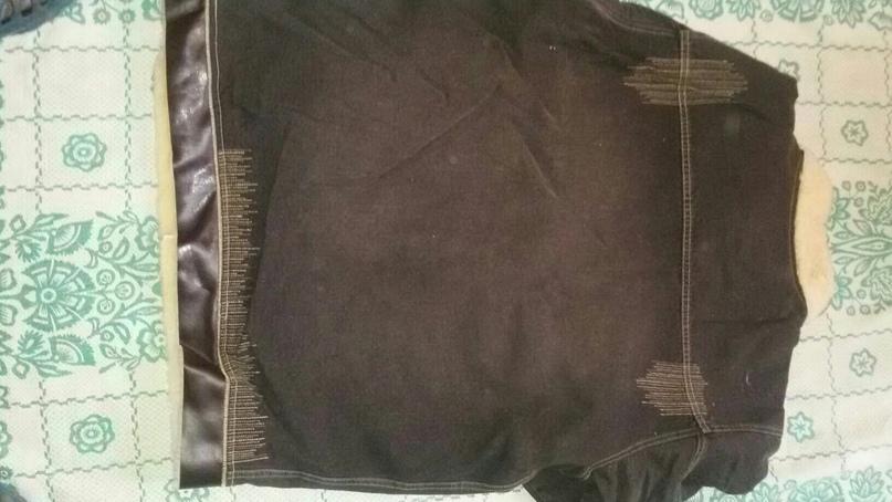 Куртки мужские новые джинсовые с | Объявления Орска и Новотроицка №18604