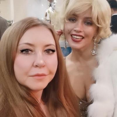 Наталья Путина, Москва