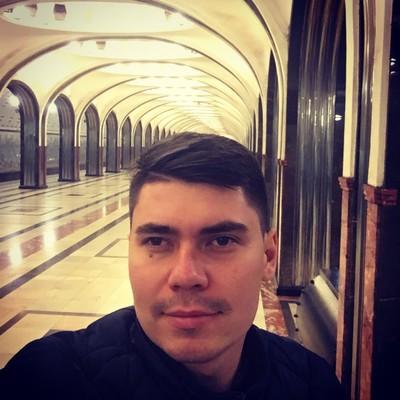 Максим Маршалов