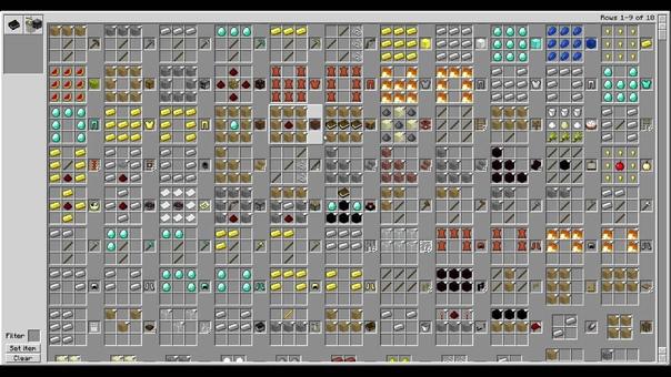 все крафты версии майнкрафт 1 8 9 #11