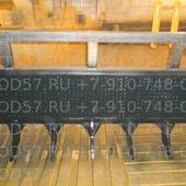 Корчеватель ДТ-75, 1 гц подьема, 2 гц наклона рамы, 7 клыков