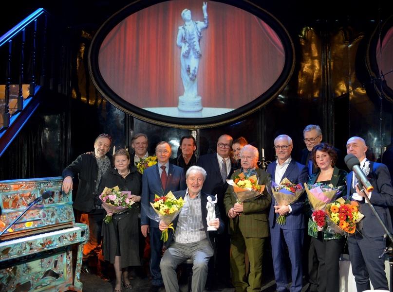 Лауреаты XI Российской Национальной актёрской премии «Фигаро»