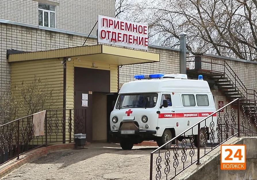 В Волжской ЦГБ 32 пациента с Covid-19
