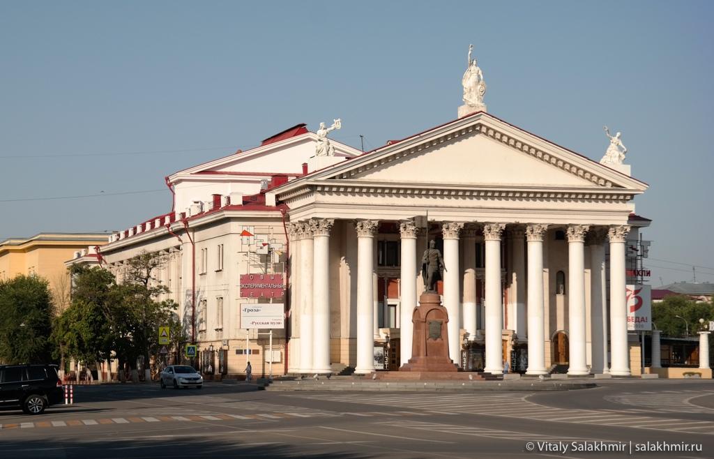 Памятник Александру Невскому, Волгоград 2020