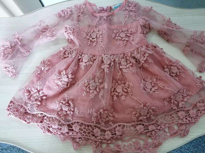 Очень красивое платье. Длина платья | Объявления Орска и Новотроицка №28669