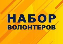 Объявлен набор волонтеров на спартакиаду трудящихся Липецкой области