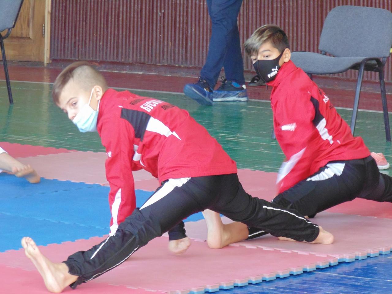 В Донецке прошли соревнования по каратэ JKS