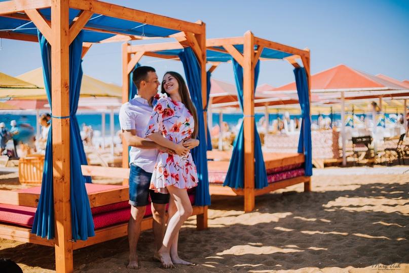 Love Story фотосессия в Береговом - Фотограф MaryVish.ru