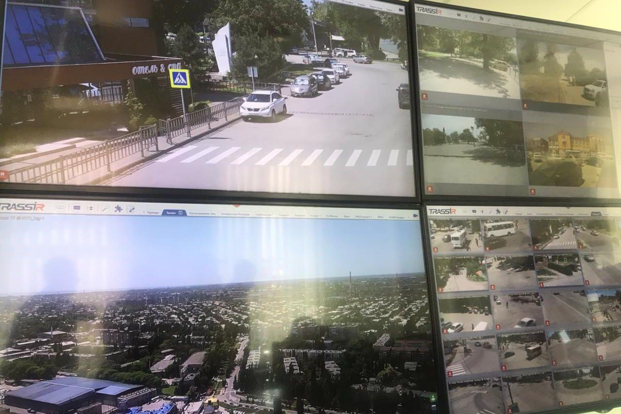Камеры комплекса «Безопасный город» в Таганроге помогли раскрыть 19 преступлений