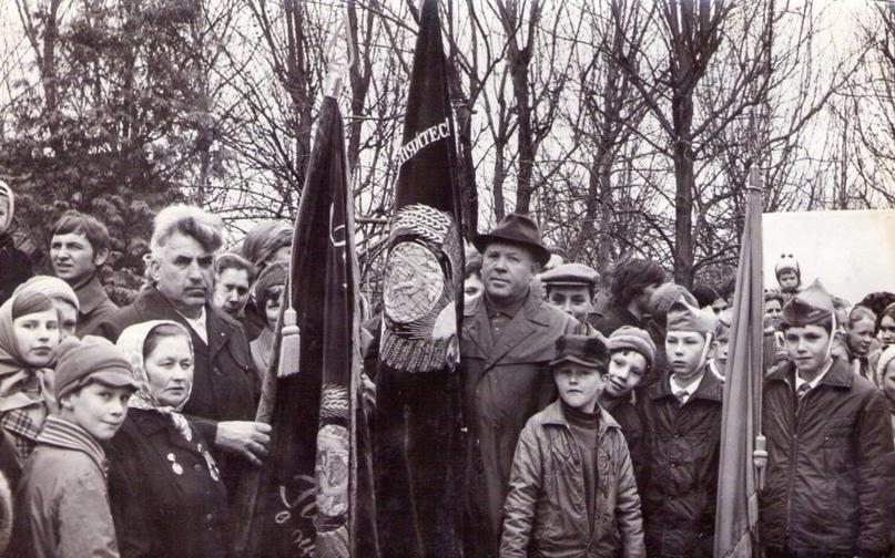 1976 г. Из архива семьи П.М. Давыдова