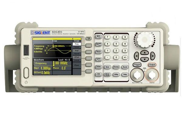 Лабораторный генератор сигналов