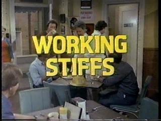WORKING STIFFS 1979 TV SITCOM TV SERIES EPISODE 2 MICHAEL KEATON JIM BELUSHI