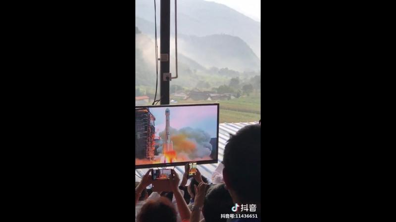 [中国发射] [任务简报] 2018年8月25日07:52