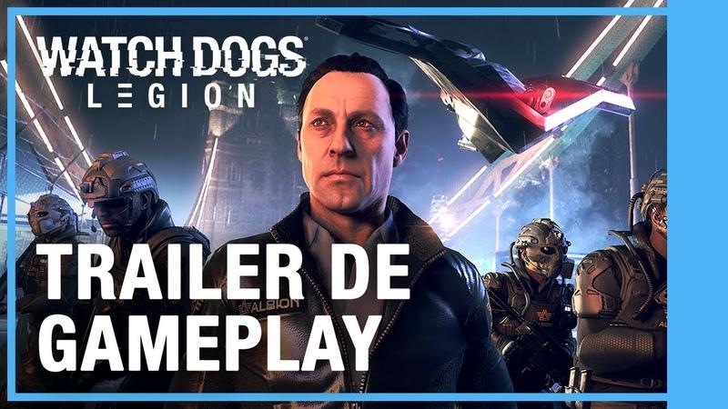 Watch Dogs Legion - Vistazo al Gameplay | Trailer
