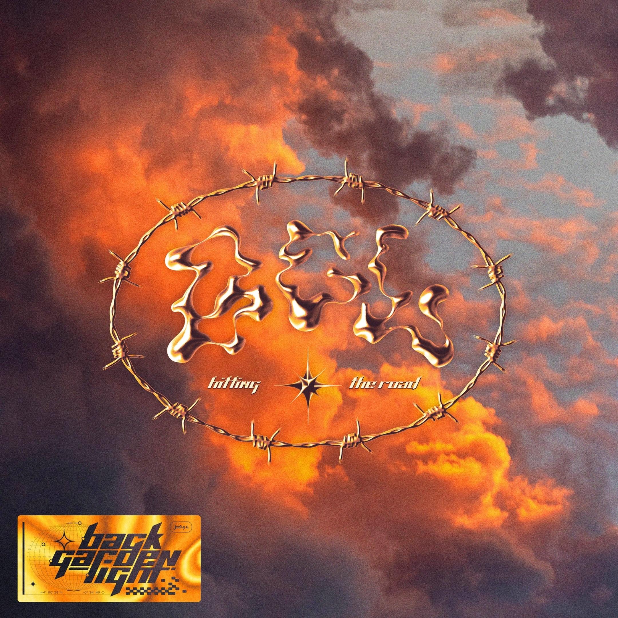 Back Garden Light - Hitting the Road [single] (2021)