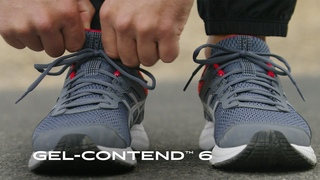 ASICS | GEL-CONTEND™ 6 Product Video