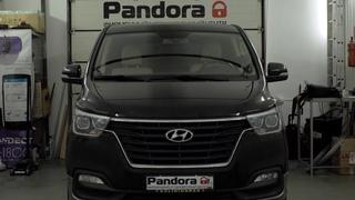 Hyundai H1 Starex // Установка электропривода багажника и доводчика дверей