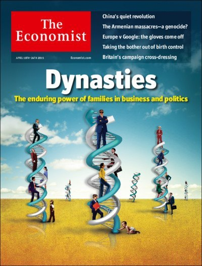 The Economist - Audio Edition (April 18th, 2015)