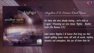 HighGo - Another Earth (Angelica S & Science Deal Cut Remix) [Crystalclouds Recordings]