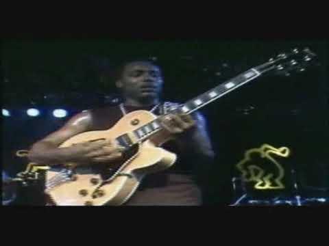 George Benson Affirmation Live Montreux 1986