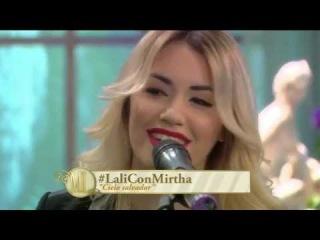 Lali Espósito - Cielo Salvador (Mirtha Legrand)