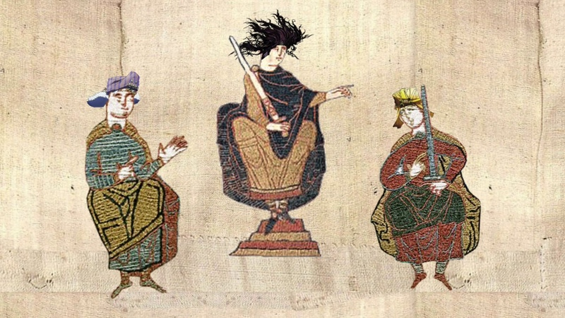 Awaken Pillar Men Theme Medieval Style Jojo's Bizarre Adventure Battle Tendency OST