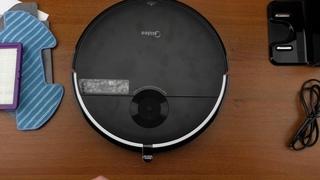 Midea I5C! Годный Робот Пылесос с Aliexpress! Обзор и Тест! Посылки из Китая!
