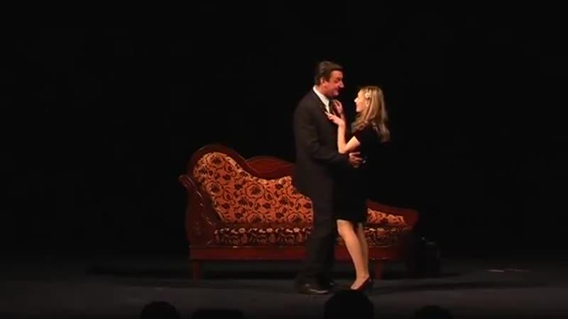 Спектакль по пьесе Марка Камолетти Идеальная пара 2010 г