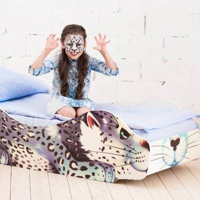 Кровать-машинки