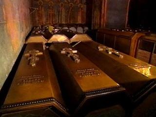 Любовь к отеческим гробам... часть 1 (из цикла «100 фильмов о Москве»)