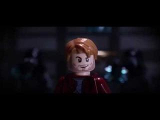 Вартові Галактики (Guardians of the Galaxy) 2014. Український LEGO-трейлер [HD]