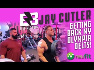 GETTING BACK MY OLYMPIA DELTS - ELECTRIC BODY