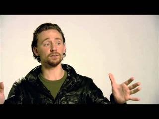 Tom Hiddleston on War Horse
