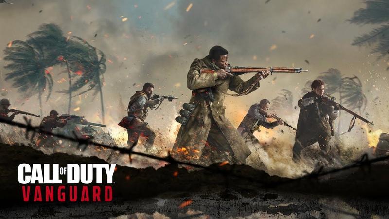 Call of Duty® Vanguard Русский трейлер 2021