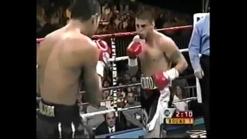 Francisco Bojado vs Juan Carlos Rubio 2 Showtime Championship Boxing November 22 2003
