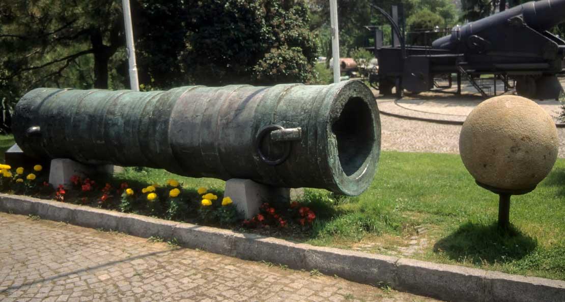 Турецкие пушки