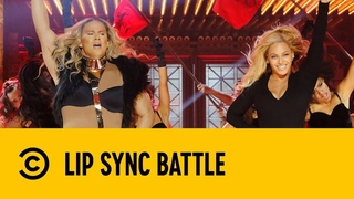 "Channing Tatum Performs Beyonce's ""Run The World""   Lip Sync Battle"