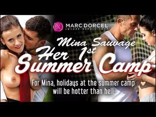 Her 1st Summer Camp / 2017 Marc Dorcel
