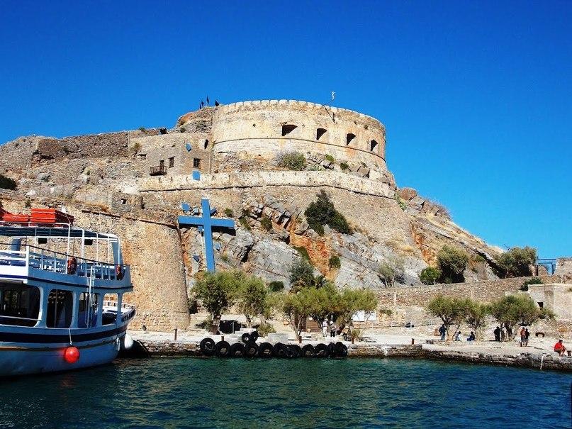 Крепость Спиналонга