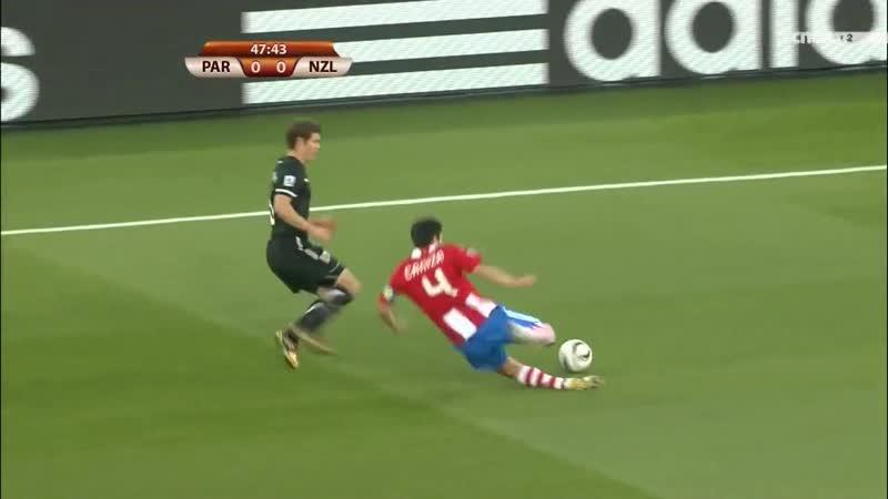 35 WM2010 Paraguay New Zeland