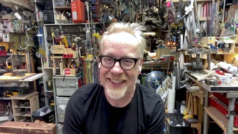 Adam Savage Answers Your Questions 3 31 20 Part 3