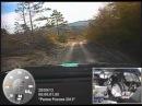 Чемпионат России по ралли. Он-борд камера. Maris Neiksans / Ringolds Berzins Rally Russia 2013 SS1 Абрау-Дюрсо