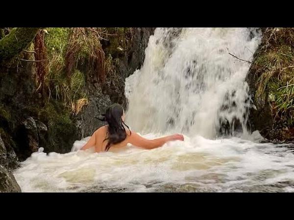 Lake District Waterfall Swim November Vlog