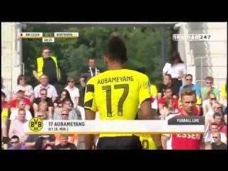 Essen 1-5 Dortmund friendly football