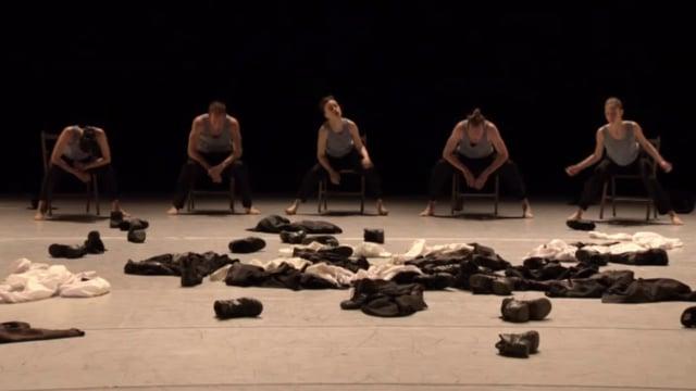 Batsheva Dance Company Echad Mi Yodea