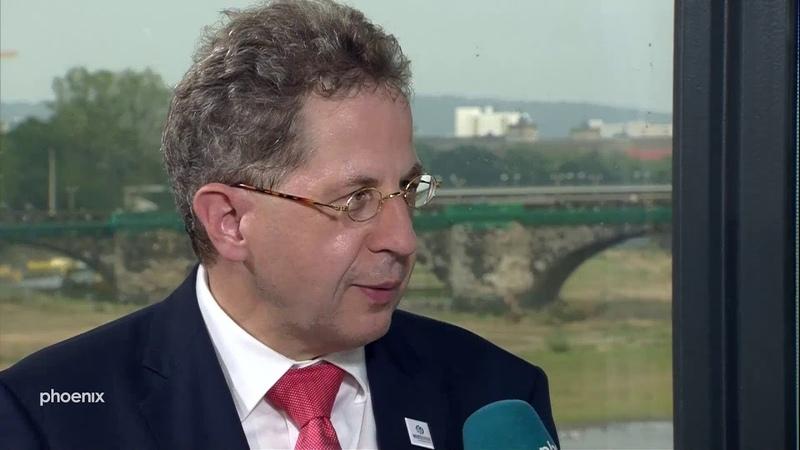 Hans-Georg Maaßen (CDU) zum Ausgang der Landtagswahlen am 01.09.19
