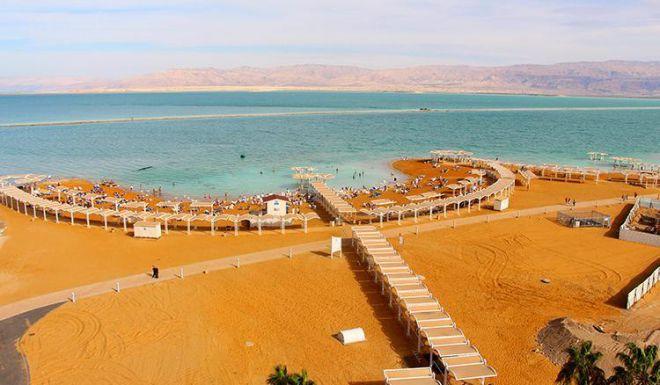 Мертвое море, изображение №14