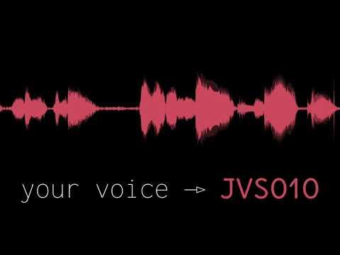 誰でも100種類の声色に変換できるAIボイスチェンジャーで実際に声を変換するとこんな感じ