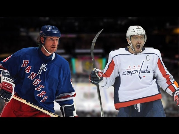 Can OVECHKIN catch GRETZKY Crunching the numbers