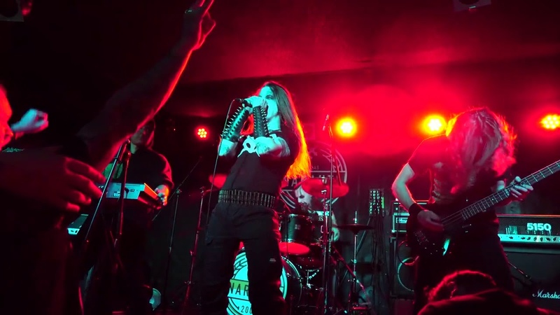 Paganland - Belted By Spirit (Live at Infinite Agony Ritual III, Vilnius, Narauti Klubas 05.04.2018)